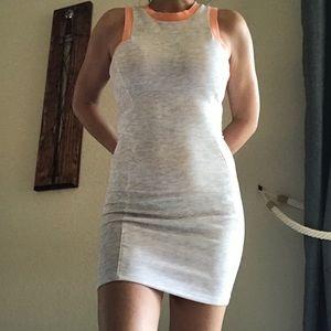 SALE BERSHKA Dress Mini Bodycon Dress